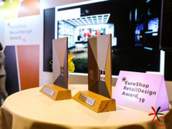 Photo: EuroShop RetailDesign Award; copyright: ctillmann/Messe Düsseldorf